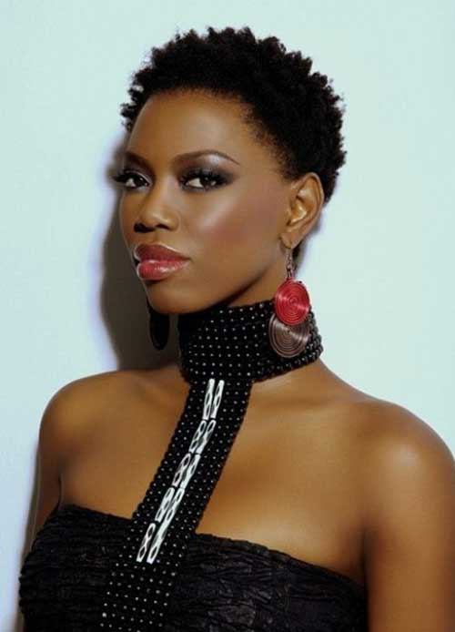 Short Haircuts for Black Women 2015-26