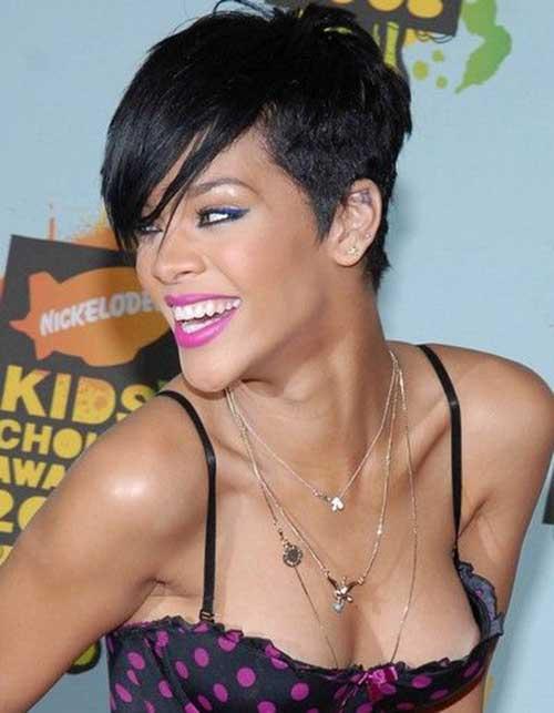 Rihanna Pixie Cuts-13