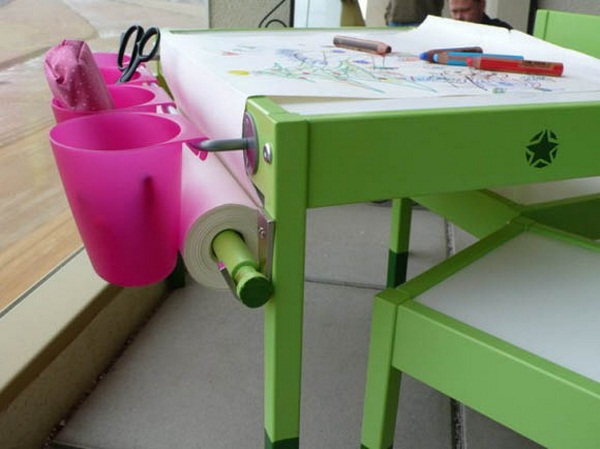 Table children's furniture ideas