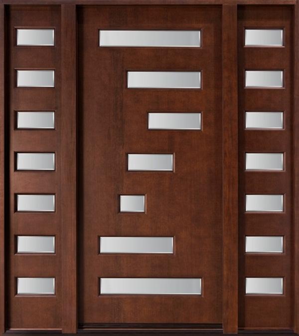 modern front doors very creative design