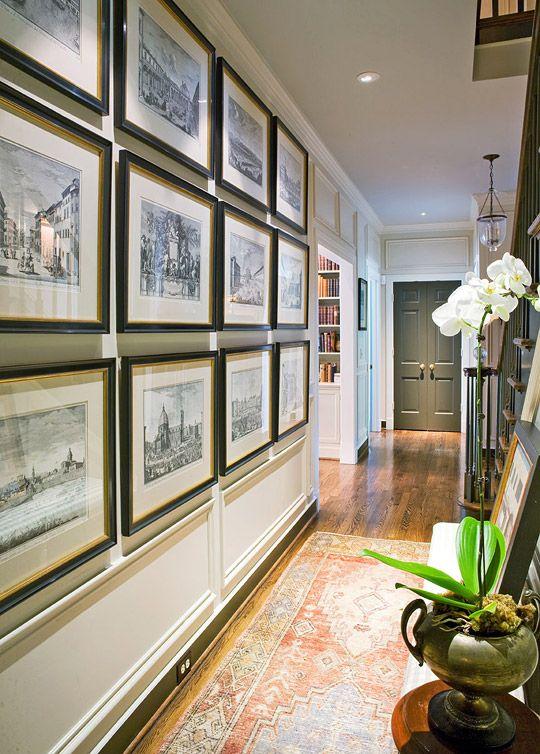 same size frames for artworks