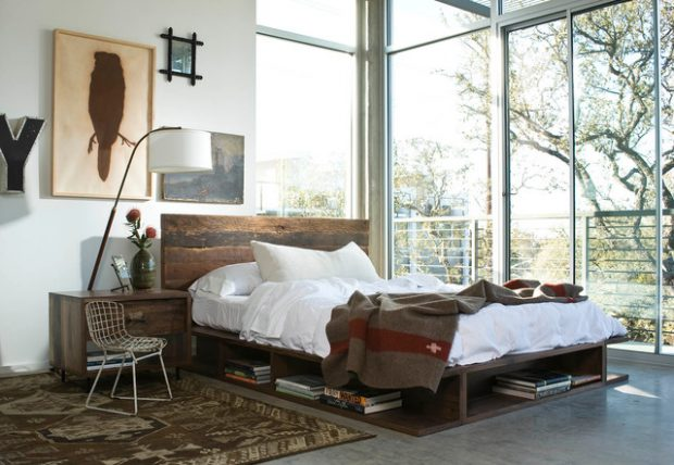 Lovely 20 Great Industrial Bedroom Design Ideas