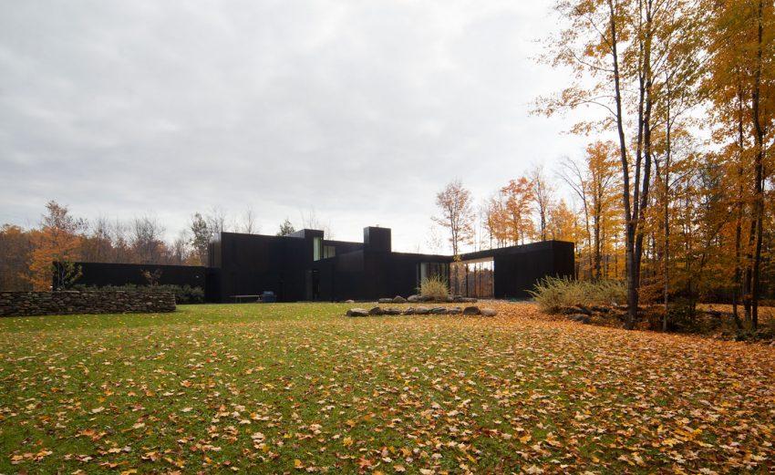Rosenberry Residence by Les architectes FABG (1)