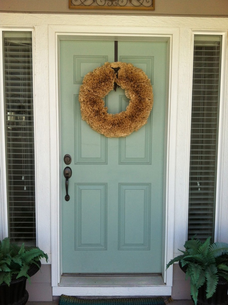 Decide on The Best Shade for Your Front Door! - Decor10 Blog