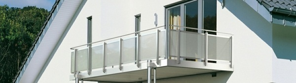 Schüco balconies timeless designs