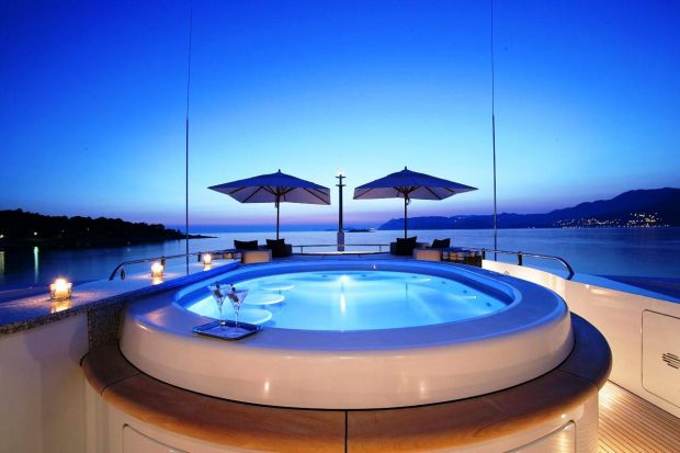 Why a Jacuzzi is Great for Your Overall Health