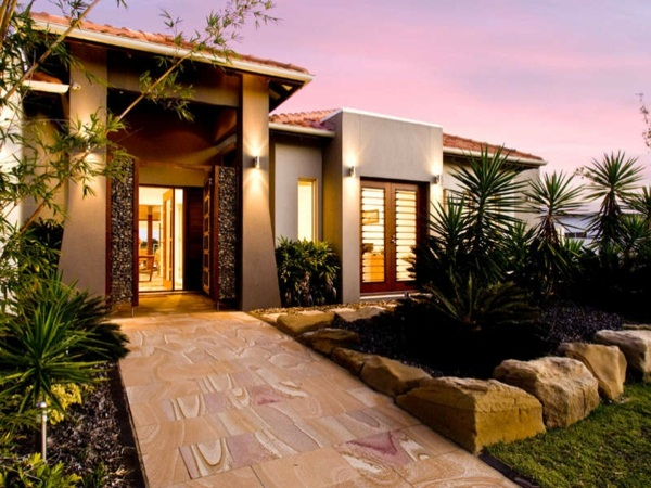 modern house doors contemporary model
