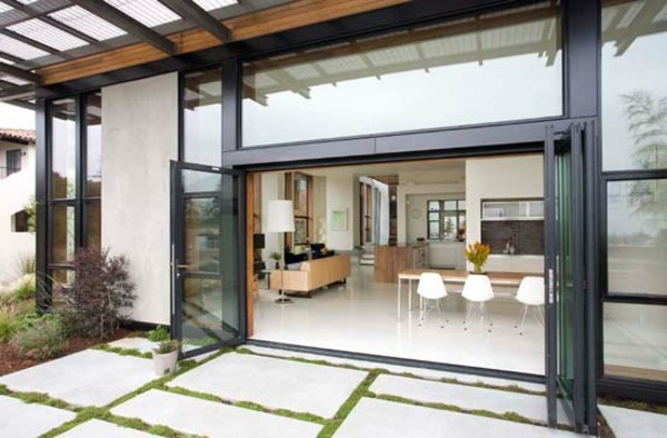 beautiful modern house doors interesting