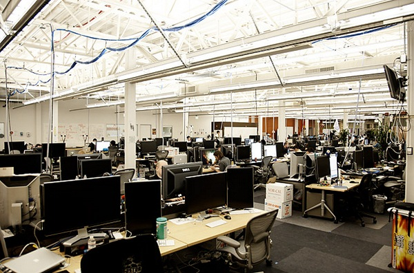 facebook office design