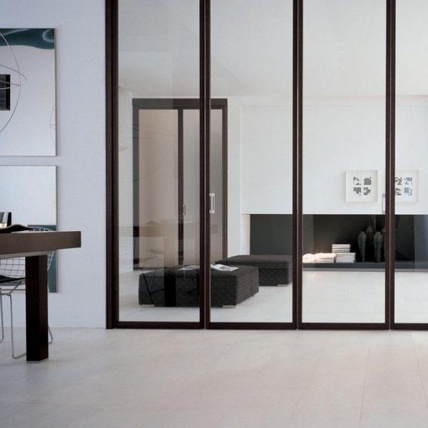 folding interior divider unika adielle glasses frame dark brown