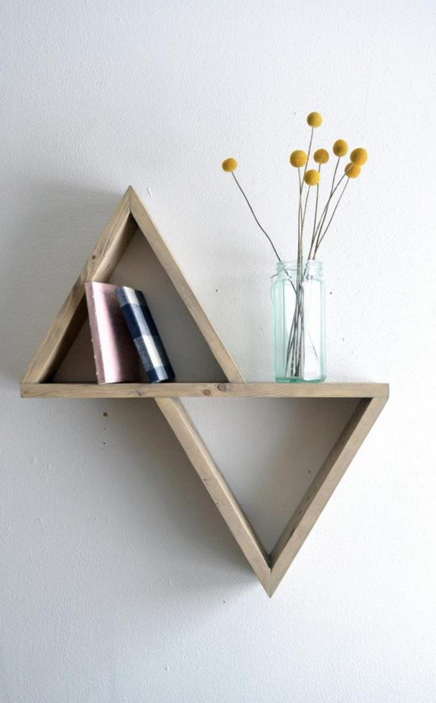 DIY Ideas: The Best DIY Shelves DIY Ideas: The Best DIY Shelves Room Decor Ideas Room Ideas Room Design DIY Ideas DIY Home Decor DIY Home Projects DIY Projects DIY Shelves 17