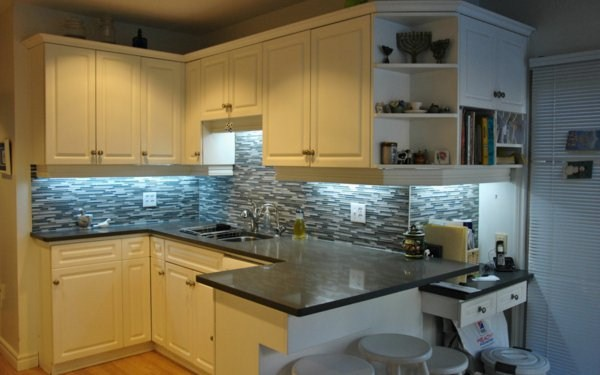 quartz kitchen top
