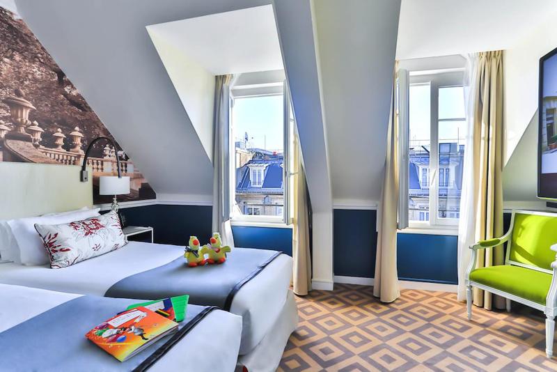Fraser Suites Le Claridge Champs-Elysées-designrulz (17)
