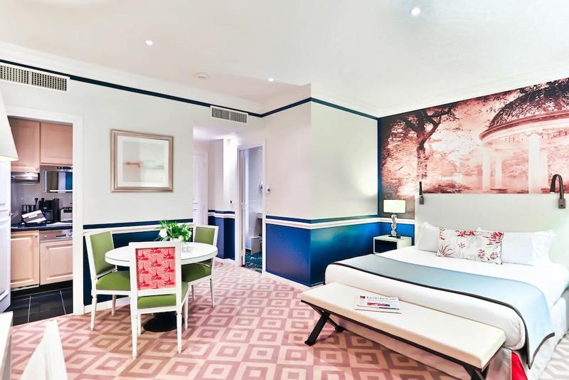 Fraser Suites Le Claridge Champs-Elysées-designrulz (19)