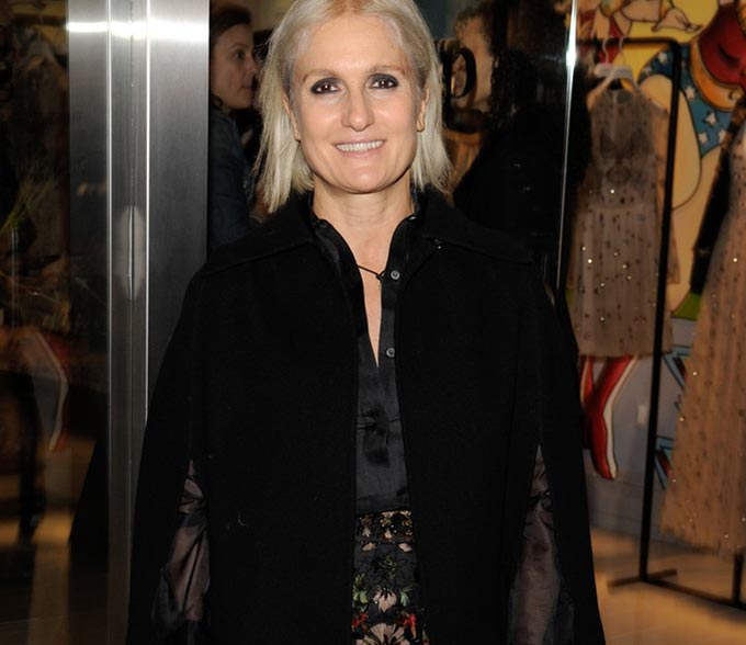 Maria Grazia Chiuri Said to Be Dior's New Creative Director