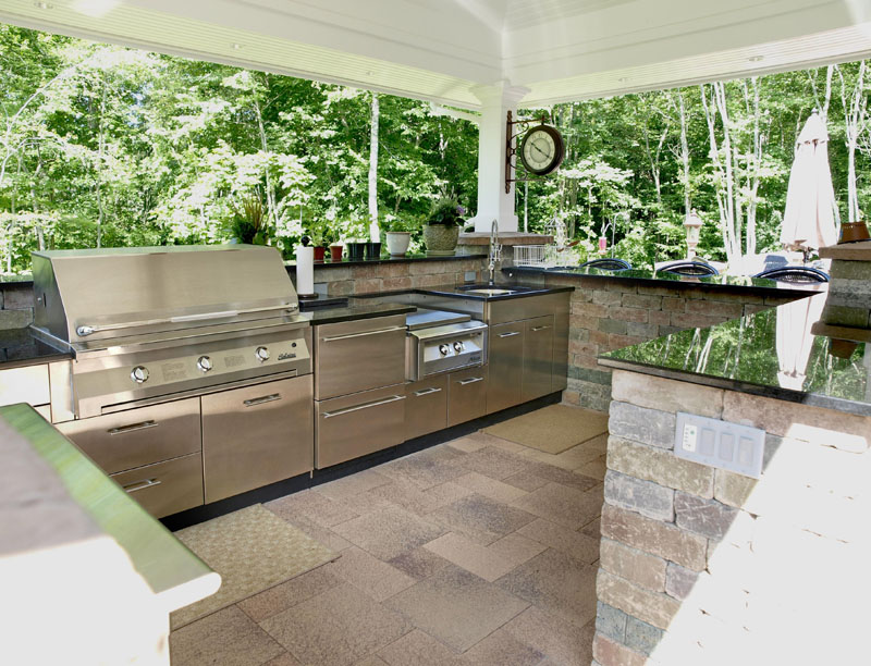 Outdoor Grill Design Ideas outdoor kitchen design ideas Olympus Digital Camera
