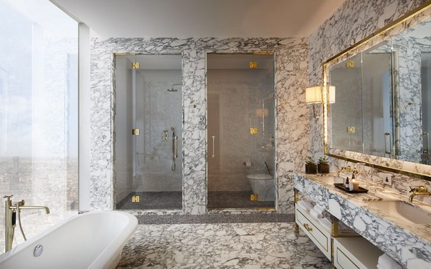 Bathroom Designs by David Collins to Inspire You Bathroom Designs by David Collins Bathroom Designs by David Collins to Inspire You Room Decor Ideas Bathroom Designs by David Collins to Inspire You Luxury Bathroom Luxury Homes 10
