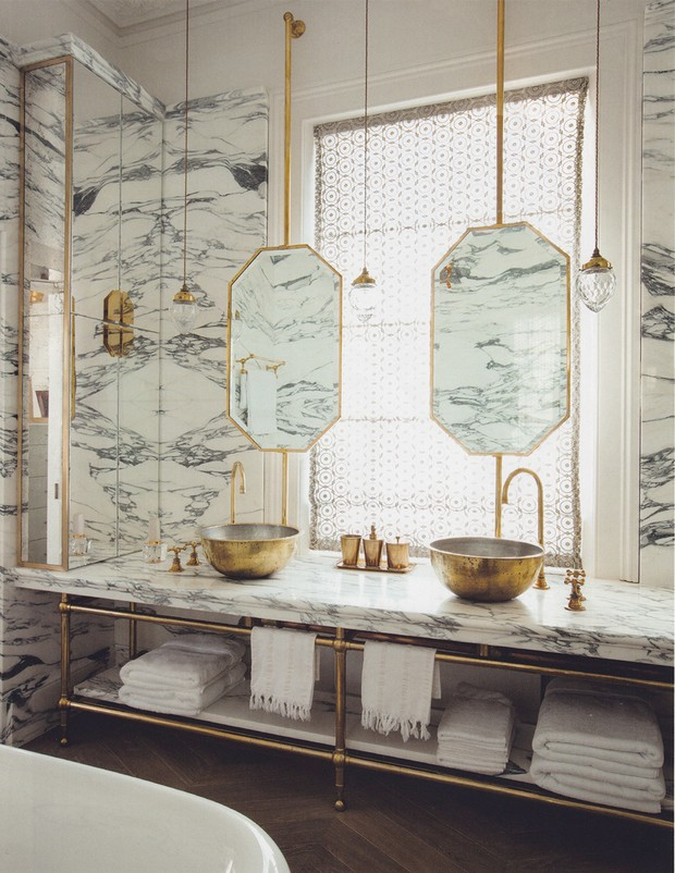 Bathroom Designs by David Collins to Inspire You Bathroom Designs by David Collins Bathroom Designs by David Collins to Inspire You Room Decor Ideas Bathroom Designs by David Collins to Inspire You Luxury Bathroom Luxury Homes 5