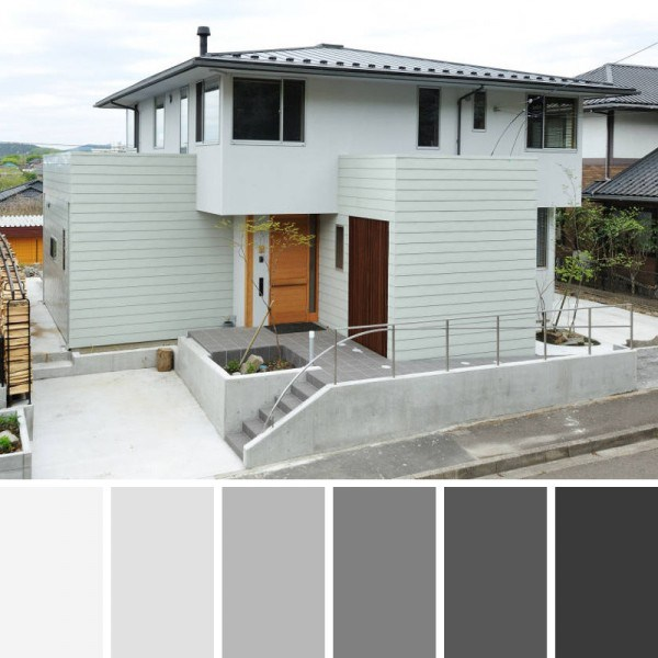 Facades and exterior paint colors (2)