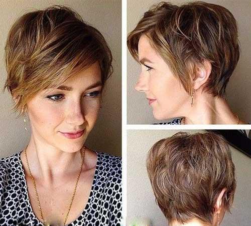 Womens Short Haircuts 2016