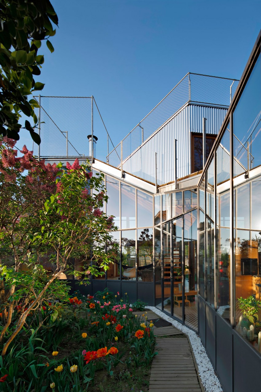 House Extension in Nantes by Mabire Reich Architects (12)