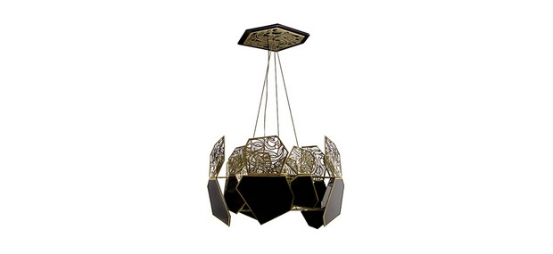 Iconic Chandeliers to a Beautiful Bedroom Decor Chandeliers to a Beautiful Bedroom Decor Iconic Chandeliers to a Beautiful Bedroom Decor Room Decor Ideas Iconic Chandeliers to a Beautiful Bedroom Decor Luxury Homes Hypnotic Chandelier by KOKET