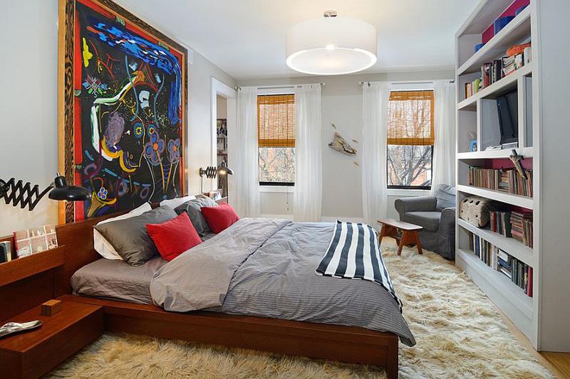 Creative Bedrooms with Chalkboards-DESIGNRULZ (18)