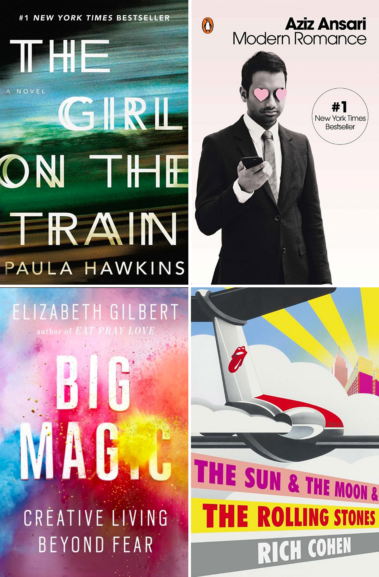 12 Perfect Books for Your Summer Vacay