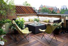 balcony decor tips