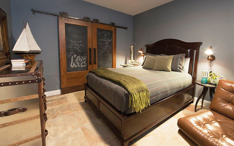 Creative Bedrooms with Chalkboards-DESIGNRULZ (15)