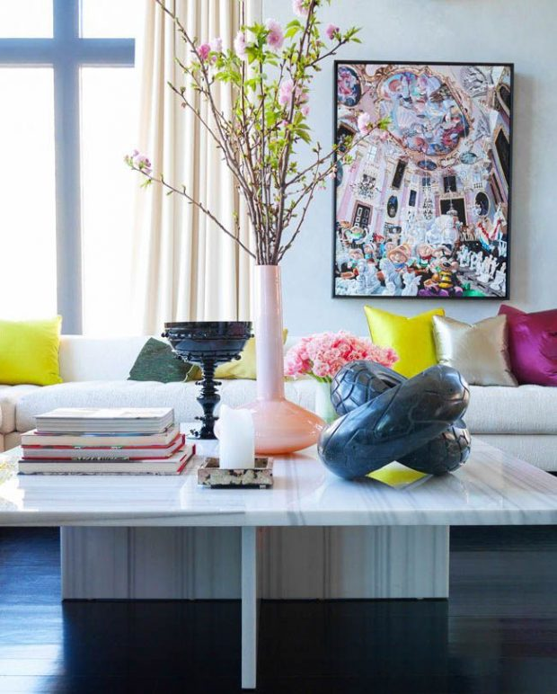 15 Colorful Living Rooms by Jamie Drake for Summer Homes Colorful Living Rooms by Jamie Drake 15 Colorful Living Rooms by Jamie Drake for Summer Homes Room Decor Ideas 15 Colorful Living Rooms by Jamie Drake for Summer Homes Luxury Homes Luxury Living Room Summer Trends 6 e1464355091683