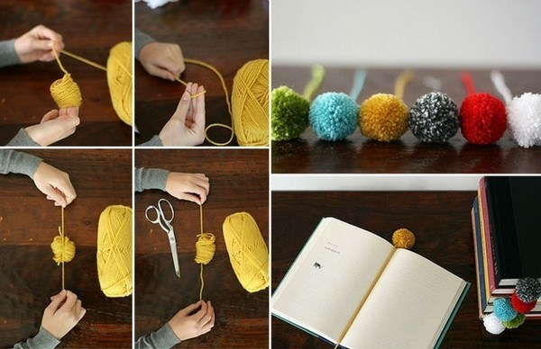bookmarks do-it-yourself kunterbunt