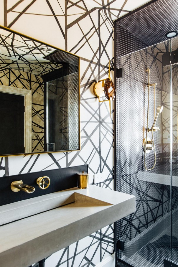 How to Style your Bathroom like Kelly Wearstler Style your Bathroom like Kelly Wearstler How to Style your Bathroom like Kelly Wearstler Room Decor Ideas How to Style your Bathroom like Kelly Wearstler Kelly Wearstler Interiors Luxury Interior Design 6