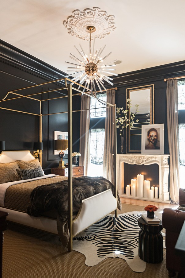 Trendy Color Schemes for Master Bedroom Color Schemes for Master Bedroom Trendy Color Schemes for Master Bedroom Room Decor Ideas Trendy Color Schemes for Master Bedroom Color Palette Luxury Bedroom Black Gold 1