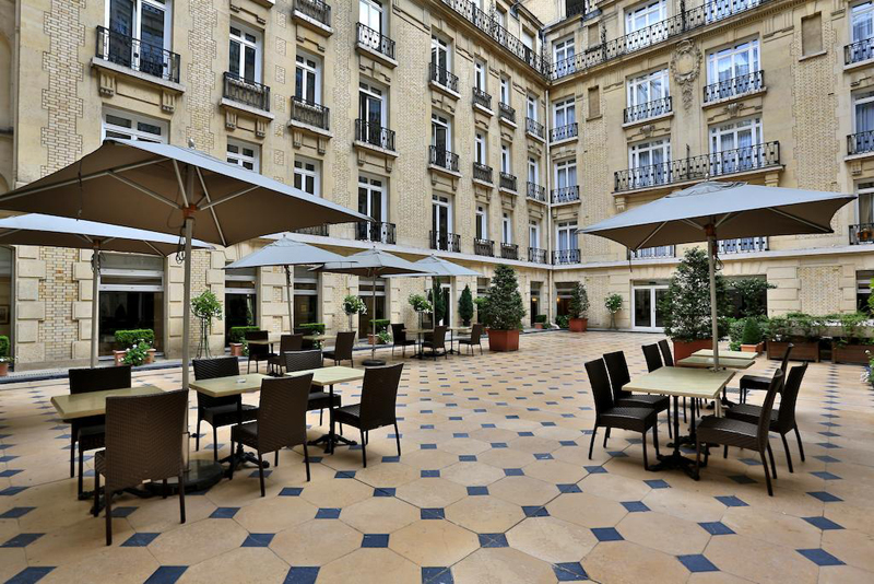 Fraser Suites Le Claridge Champs-Elysées-designrulz (1)