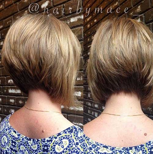 Cute Short Haircuts for Girls-18