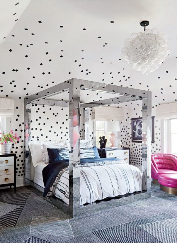 Beautiful Bedrooms By Kelly Wearstler To Copy This Summer Idea