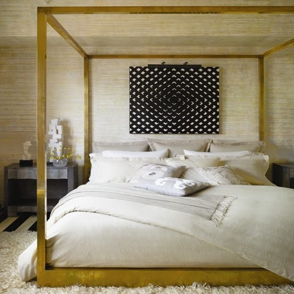 10 Fabulous Living Room Ideas By Kelly Wearstler: Beautiful Bedrooms By Kelly Wearstler To Copy This Summer