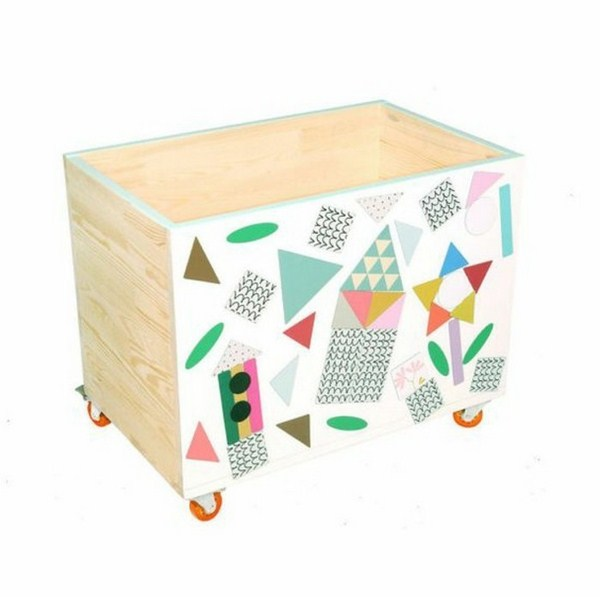 Toy boxes you can decorate it yourself