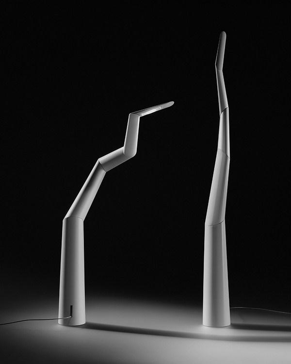 Spyre sculpture luminaire (1)