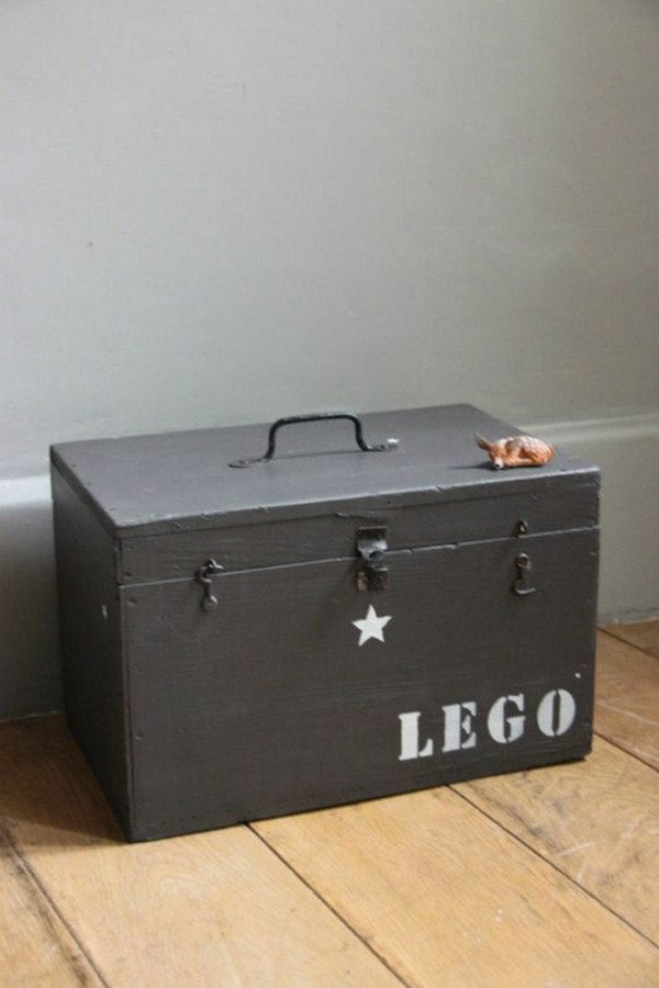 Storage boxes very simple for toys