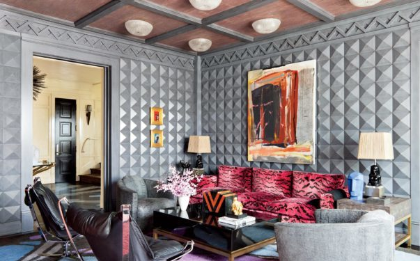 Get Into the Living Rooms of Top Interior Designers Living Rooms of Top Interior Designers Get Into the Living Rooms of Top Interior Designers Room Decor Ideas Get Into the Living Rooms of Top Interior Designers Luxury Interior Design Beautiful Living Rooms Kelly Wearstler e1464882089887