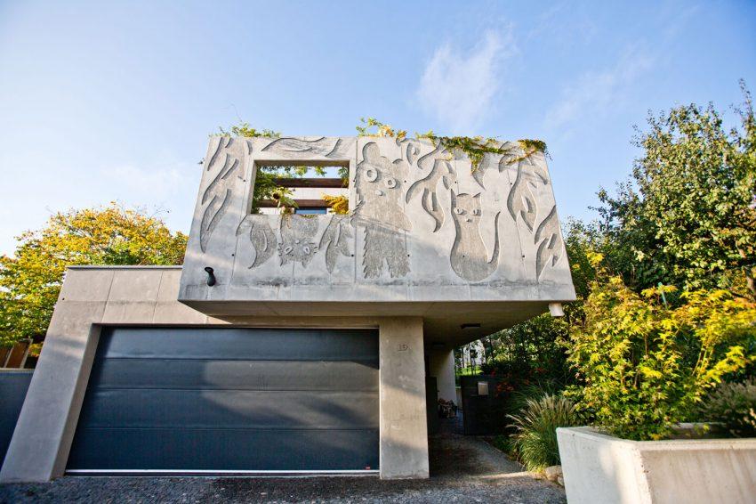 Villa Inga by ARCHITEKTI ŠEBO LICHÝ (5)