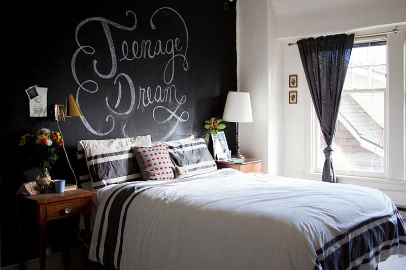 Creative Bedrooms with Chalkboards-DESIGNRULZ (29)