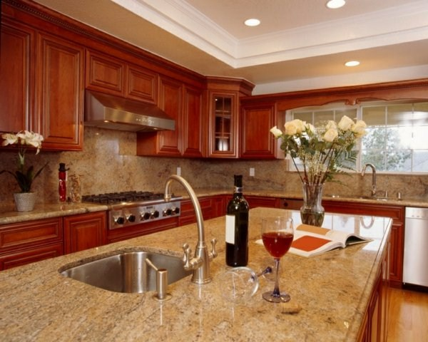 cheap artwork plate of natural stone for kitchen
