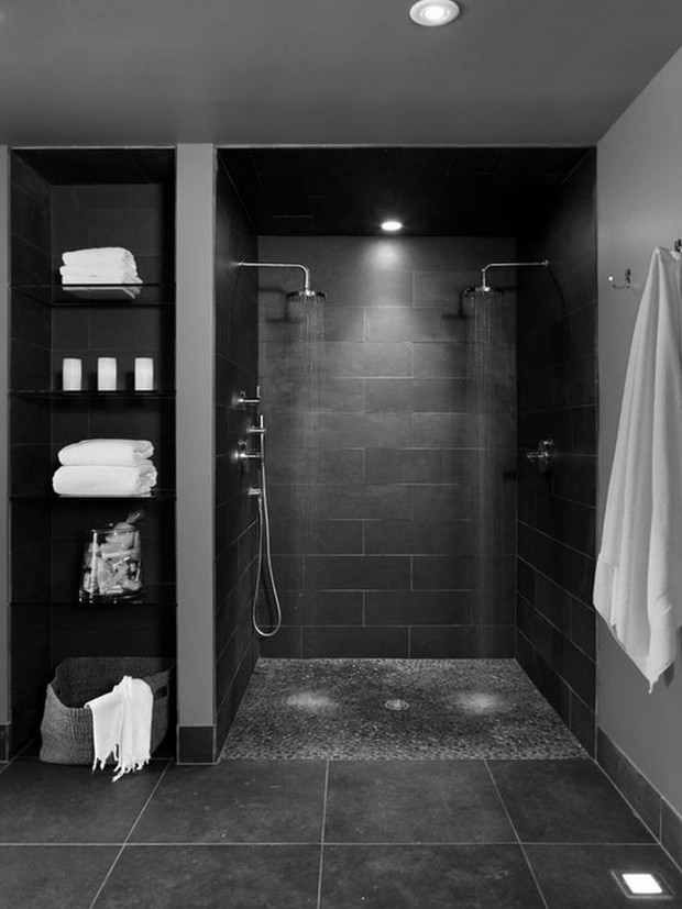 10 black luxury bathroom design ideas decor10 blog - Bathroom design blogs ...