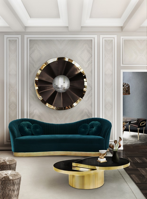 10 Velvet Sofas That Will Make Your Living Room Ready For Summer