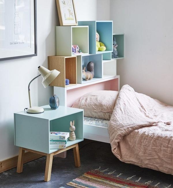 New pastel colours for the Cubit shelf (3)