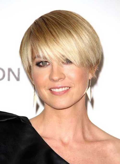 Short Haircuts for Thin Straight Hair-9