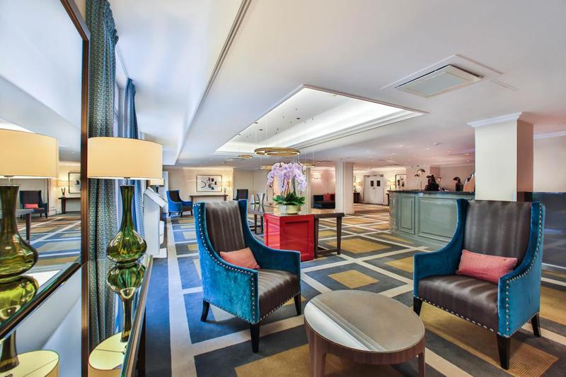 Fraser Suites Le Claridge Champs-Elysées-designrulz (10)